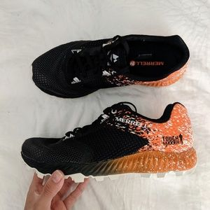 All out crush tough mudder 2 Merrell shoes